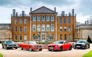 Ford Mustang tops sports coupe sales chart