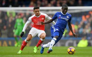 Koscielny ranks Chelsea rival Kante as Premier League's best player
