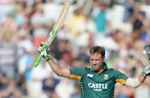 De Villiers century seals memorable series win for South Africa