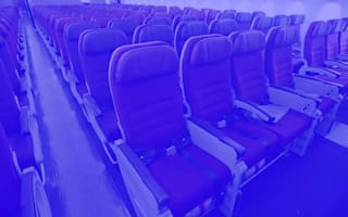 Why do they dim lights during takeoff and landing on a plane?