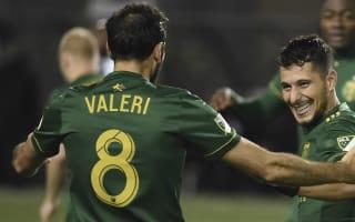 Portland Timbers 2 San Jose Earthquakes 0: Valeri brace ends slump