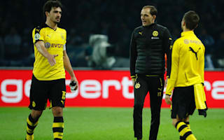 Tuchel delighted with Dortmund display