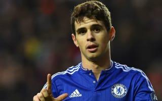 MK Dons 1 Chelsea 5: Oscar hits hat-trick as Hiddink's men stroll