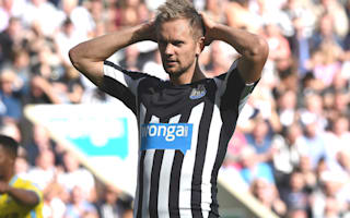 "My situation at Newcastle ""sucks"", says unhappy De Jong"