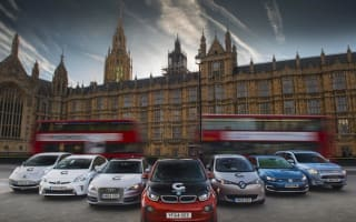 UK businesses making change to electric fleets