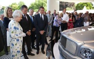 One wants luxury! Queen set to receive first Bentley 4x4