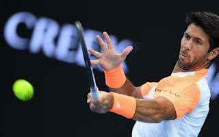 Verdasco eases through as Darcis keeps the good times rolling