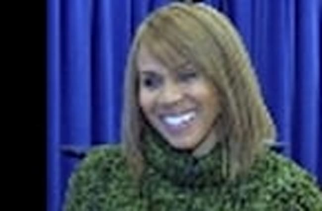 Deborah Cox confident about Whitney Houston role