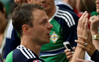 Evans: Northern Ireland win trumps United titles