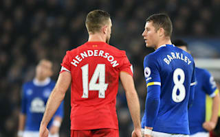 Henderson plays down severity of Barkley challenge