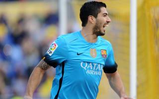 Las Palmas 1 Barcelona 2: Suarez and Neymar seal points for below-par Barca