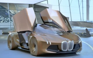 BMW give glimpse of the future with Vision Next concept