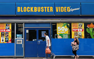 Blockbuster back in administration