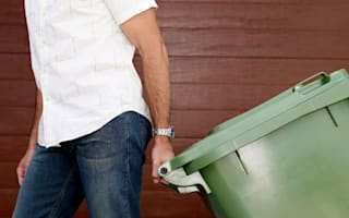Tonnes of recycling sent to landfill