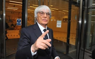 ​Bernie Ecclestone in court on bribery charges