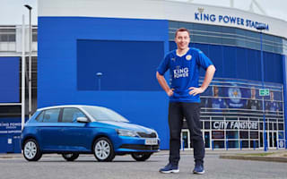 Leicester City fortunes cause increase in sales of blue cars