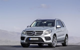 First Drive: Mercedes GLE