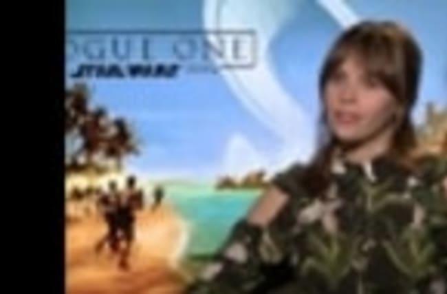 Jones: 'Star Wars' heroines 'don't mess around'