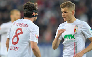 Augsburg 0 Cologne 0: Weinzierl's men edge closer to survival