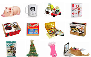 Christmas gift ideas: Funny presents for pranksters