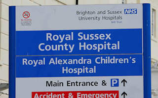 Two teenagers dead, two injured and four arrested in Sussex car crash