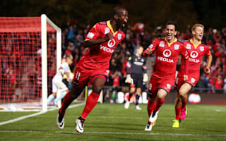 Adelaide United 4 Melbourne City 1: Djite fires premiers into Grand Final