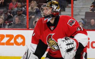 Senators shut out Rangers, Bruins end losing run