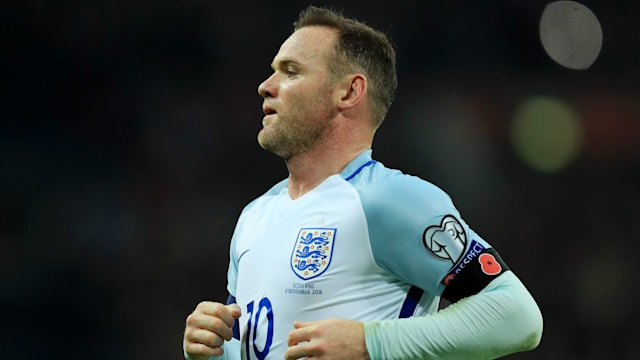 Southgate hints Rooney may need move