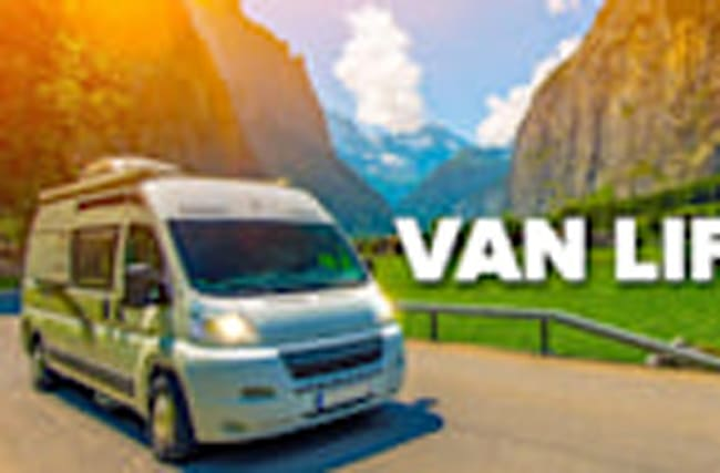 Road Trip Alternative: See America in a Van This Summer
