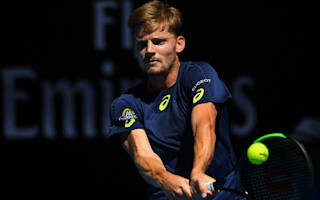 Goffin sails through in Monte Carlo, Simon sets up Djokovic clash