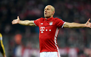 Robben aiming for another title to outdo Cruyff