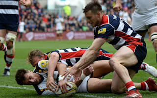 Wasps send Bristol down, Sarries fight back to stun Saints