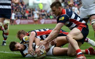 Wasps send Bristol down, Sarries fight back to stun Saints