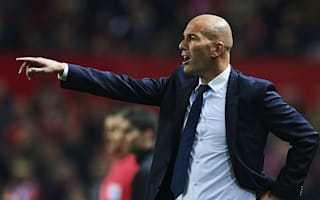 Real Madrid relaxed, admits Zidane after Sevilla defeat