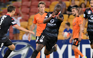 Brisbane Roar 1 Adelaide United 4: Djite at the double to sink A-League leaders