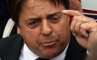 BNP leader Griffin is bankrupt