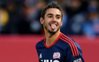 New England Revolution 1 New York Red Bulls 0: Hosts finally open MLS account