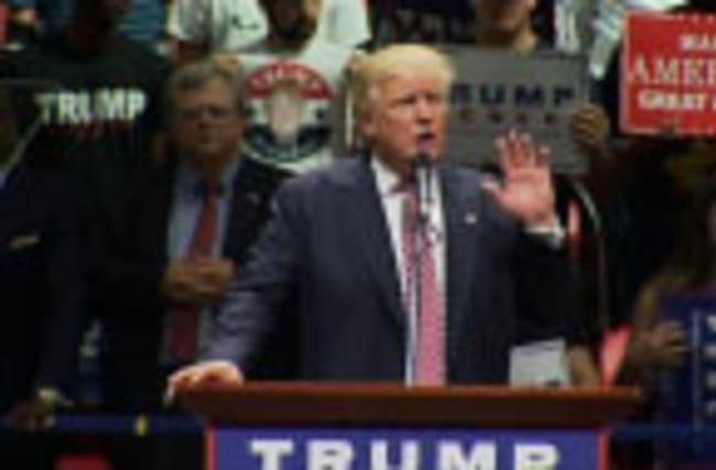 Trump: Clinton Revelation Is Threat to America