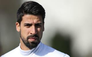 Juventus midfielder Khedira fit to lead Germany
