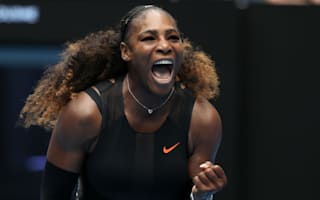Serena leads day of seed success in bottom half