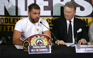 Golovkin or Canelo promised to Saunders