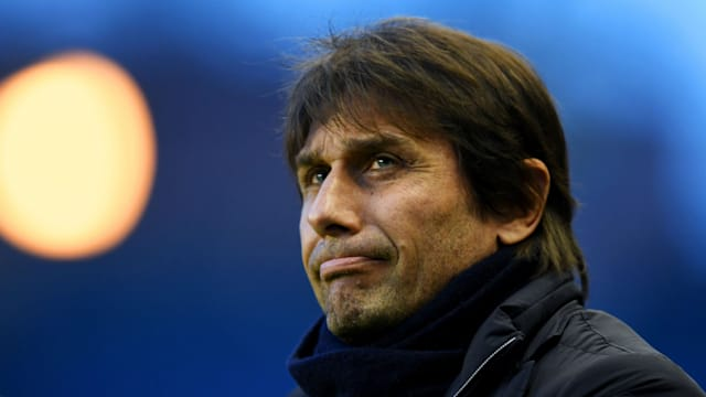 Antonio Conte admits 'it's not easy' living away from his family