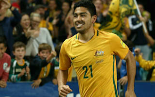 Luongo returns for Australia's World Cup qualifiers