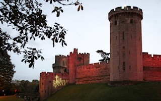 Win! A family pass to Warwick Castle for the Halloween spectacular