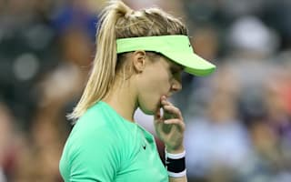 Bouchard falls at first hurdle in Monterrey as Pavlyuchenkova eases through