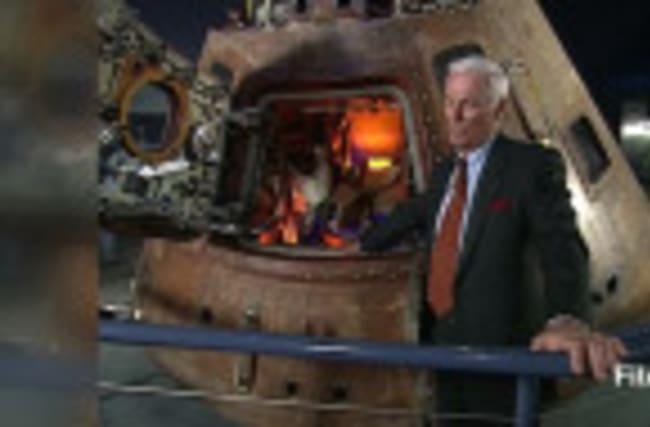 Gene Cernan, last astronaut to walk on moon, dies at 82