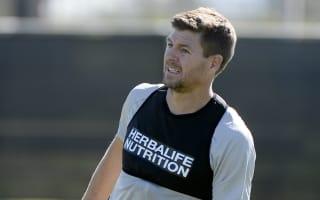 Gerrard drops another huge LA Galaxy exit hint