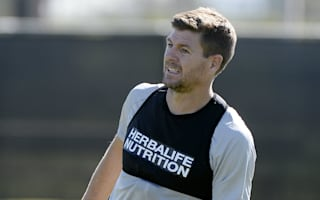 Gerrard drops another huge LA Galaxy exit hint