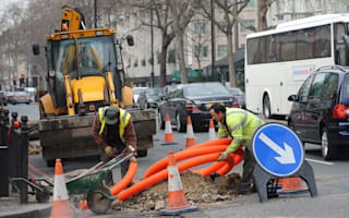 400 miles of roadworks to be lifted for Christmas period
