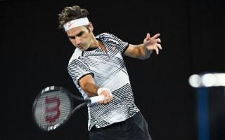 Slam 18 in Federer's sights after Wawrinka comeback wilts